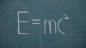 Einstein's Famous Equation